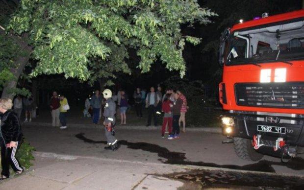 Полум'я до небес: київський автобус на ходу перетворився на пекельну колісницю