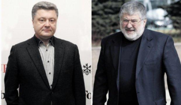 Между Порошенко и Коломойским назревает большая война