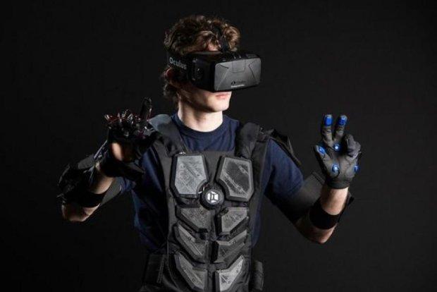 Для геймеров создали виртуальный костюм