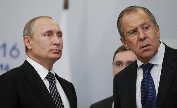 Лавров внезапно спутал Путину все карты: нервный срыв и слабость, воевать не будем