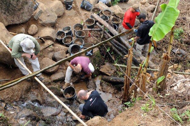 Археологические раскопки, фото из свободных источников