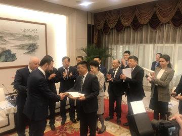 Китайська компанія схвалила ТЕО проекту гілки метрополітену на Троєщину – Давтян