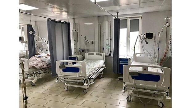 """Хмельницькі лікарні продовжують """"насичувати"""" киснем: """"Не лікує, але дає час"""""""