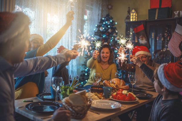 зустріч нового року