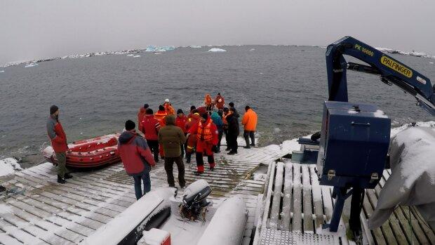 """Фото """"Національний антарктичний науковий центр"""", Facebook"""