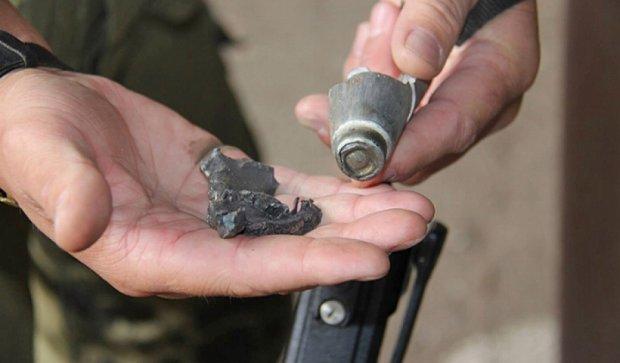 """Опубліковані фото наслідків обстрілів терористів з """"Градів"""""""
