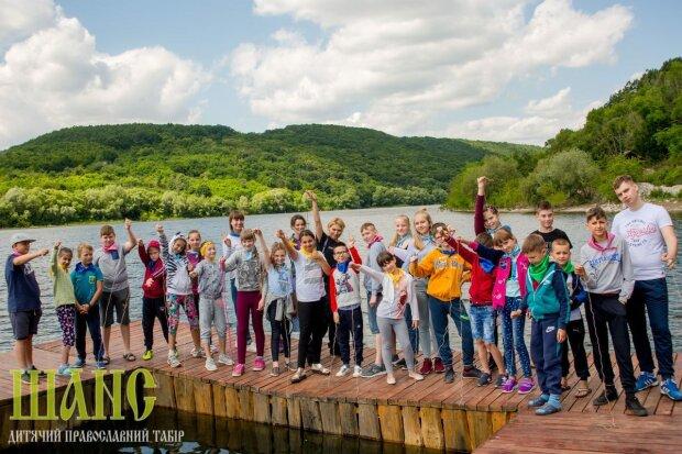 православные летние лагеря УПЦ