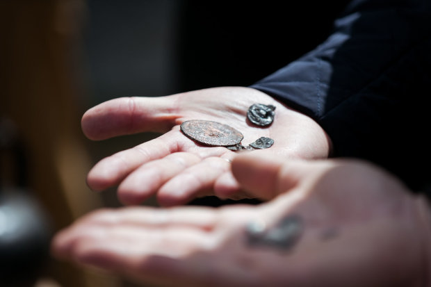 Золотая монета с Иисусом Христом раскрыла археологам многовековую тайну