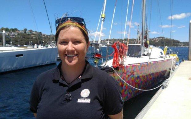 Отважная морячка: австралийка установила уникальный рекорд