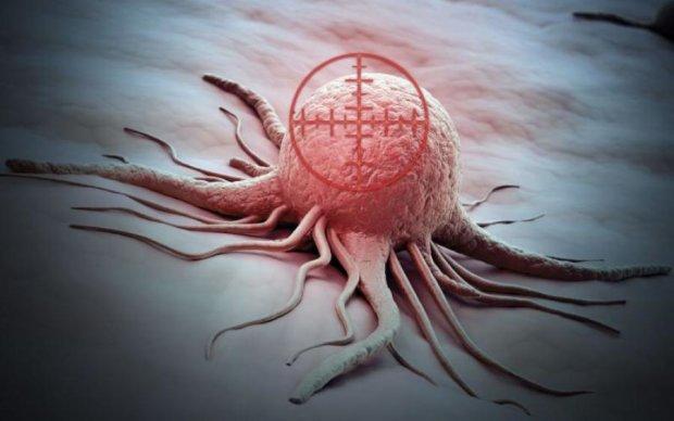 Вчені штовхають ракові клітини до самогубства