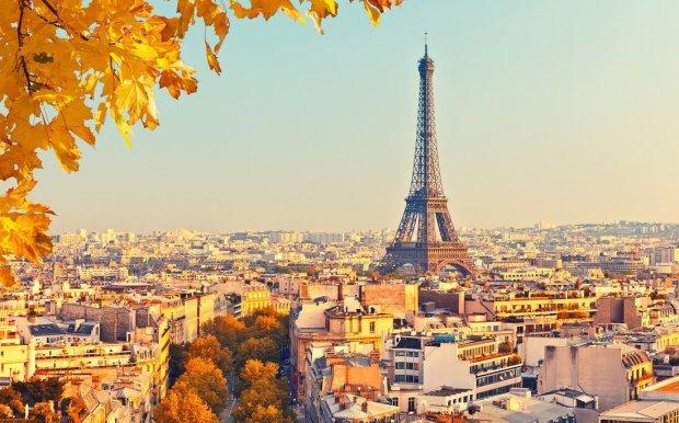 Осіння Франція