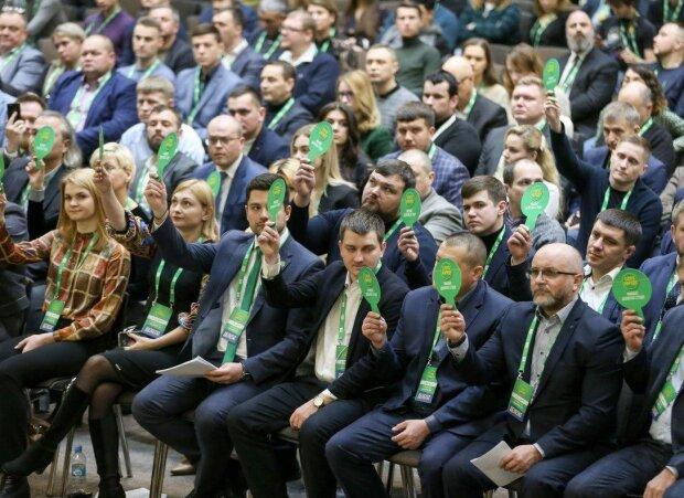 """партія """"Слуга народу"""", фото: Уніан"""