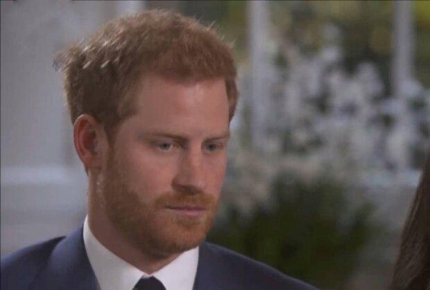 Принц Гарри / скриншот из видео