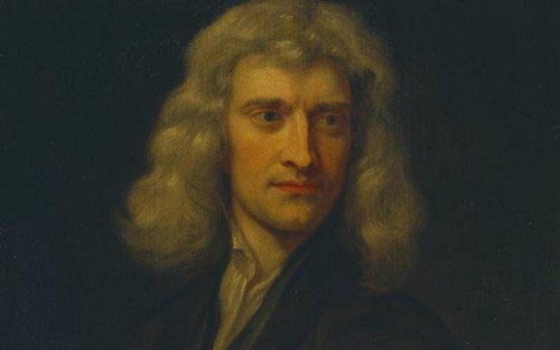 Дитячі малюнки Ньютона багато пояснили