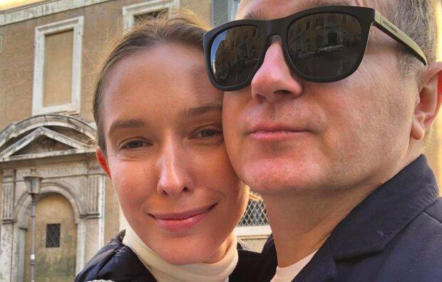 Катя Осадча та Юрій Горбунов, www.instagram.com/kosadcha/