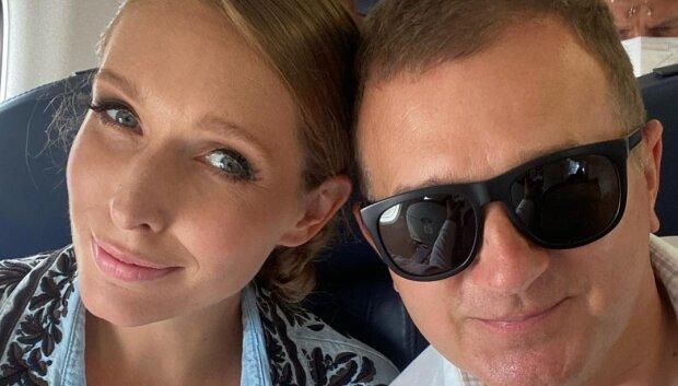 Юрий Горбунов и Катя Осадчая, фото: Instagram