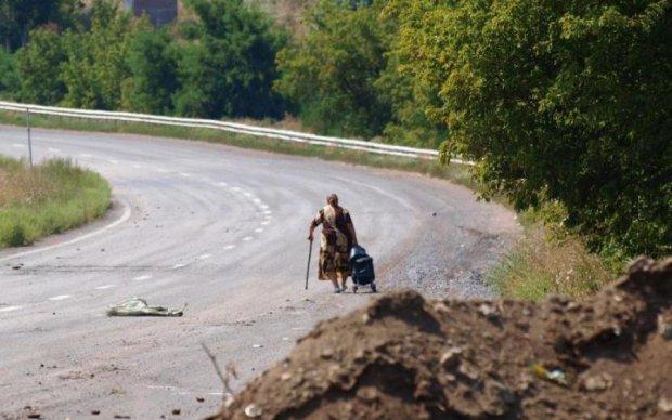 Украинского студента вырвали из лап боевиков