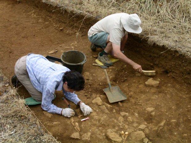 На 2000-літньому артефакті знайшли ім'я невідомого бога
