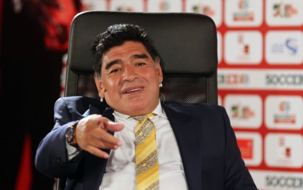 Марадона подаст в суд на создателей компьютерной игры