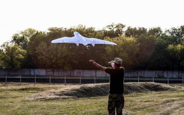 Фронтовые беспилотники успешно прошли испытания: первые кадры