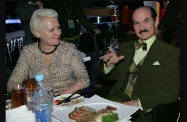 Третья жена Алла Чапкис, фото из свободных источников