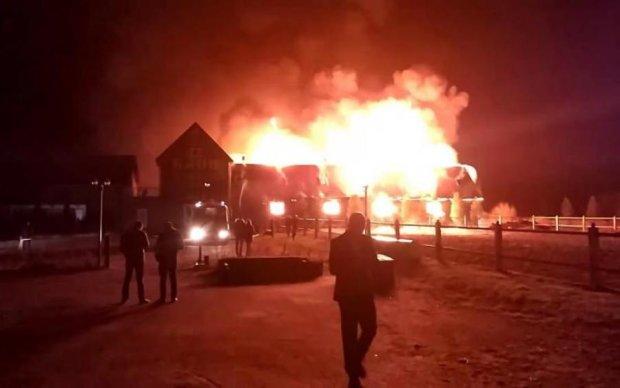 Коротке замикання вбило цілу родину українців