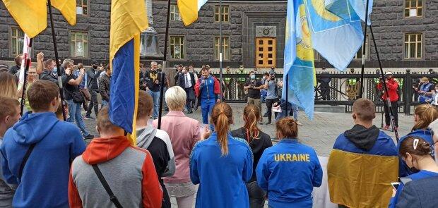 Студенти, акція - фото Обозреватель