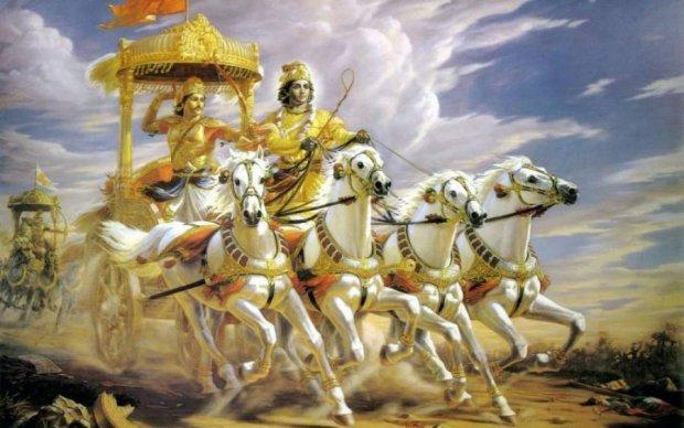 Прадавня колісниця проллє світло на місце Індії в світовій історії
