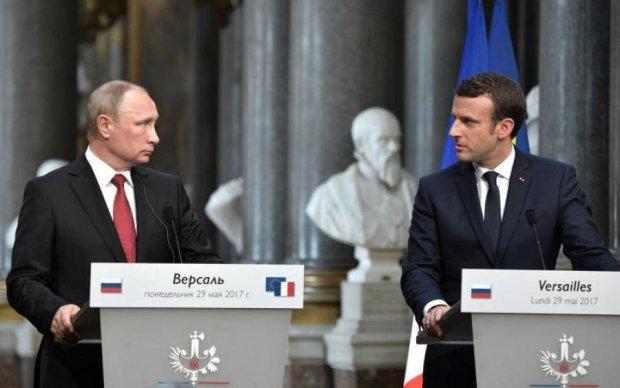 У Порошенко разоблачили вранье Путина перед французами