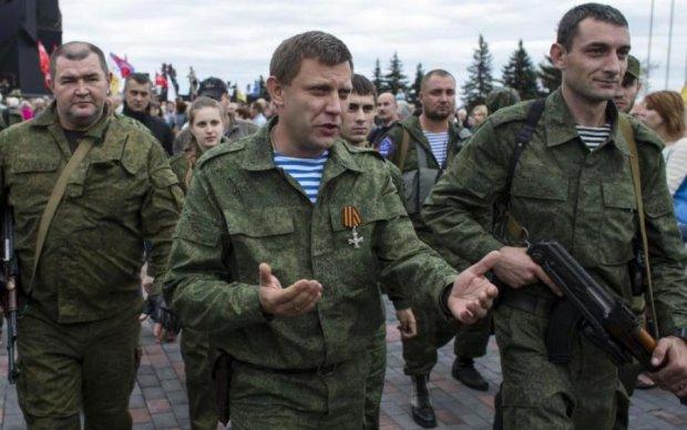 Хлебнул боярышника: Захарченко хочет создать новую страну