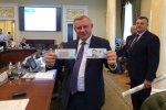 НБУ вводить банкноту номіналом 1000 гривень