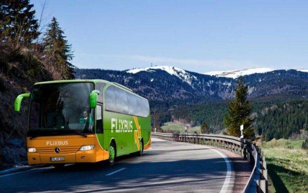 FlixBus в Украине: цены и направления