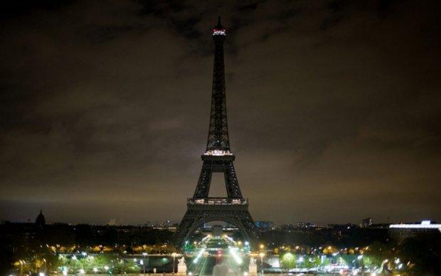 Ейфелева вежа погасне через трагедію в Швеції
