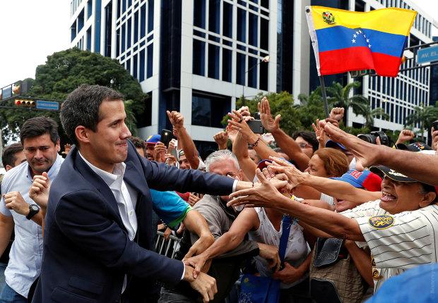 Євросоюз відмовив Венесуелі у найважливіший момент