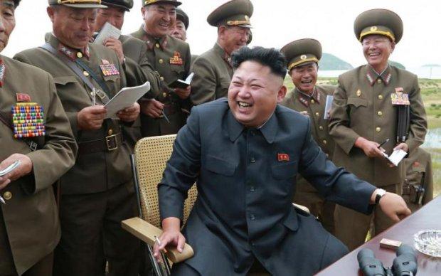 Пентагон погрожує КНДР розправою