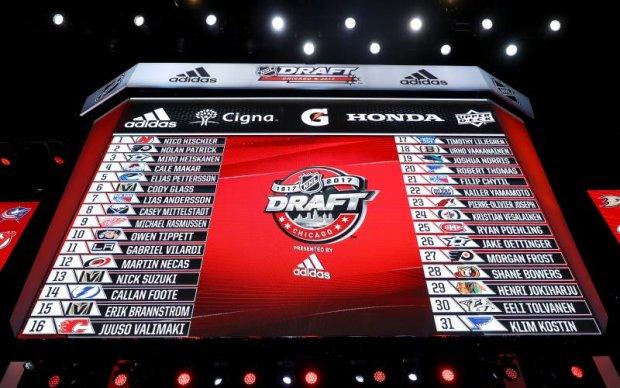 НХЛ: Лигу пополнили молодые таланты