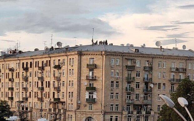 Публікація каналу Х**вий Харків: Telegram
