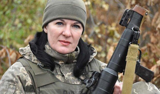 Валентина Шимоня, фото с Facebook