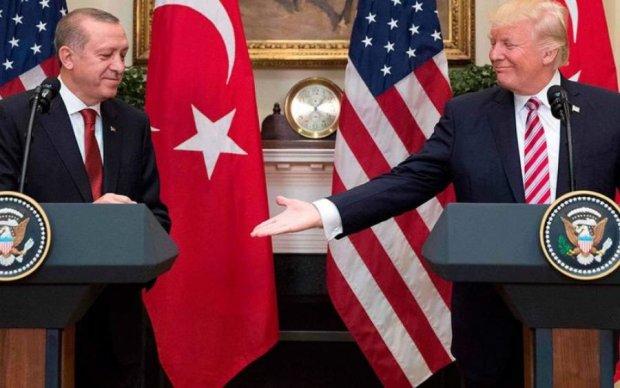 """Ердоган приготував Трампу жорстокий """"сюрприз"""""""