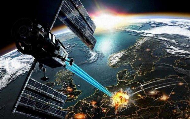 """США запозичило космічну зброю в """"Зоряних воєн"""""""