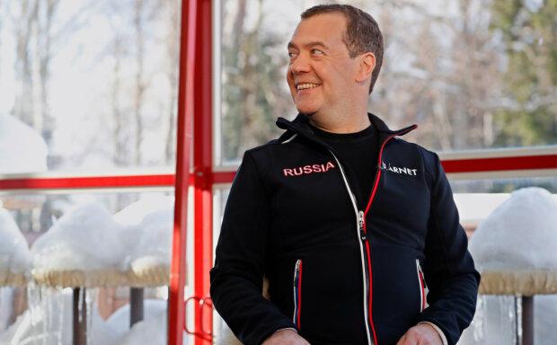 Медведев, фото из свободных источников