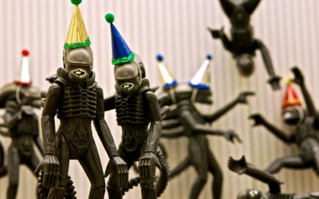 Прибульці влаштували вечірку на Місяці: відеодоказ