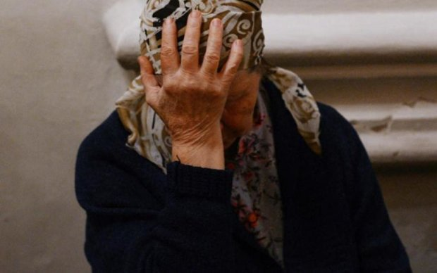 Море крови и шок: история с херсонской пенсионеркой поражает дикостью