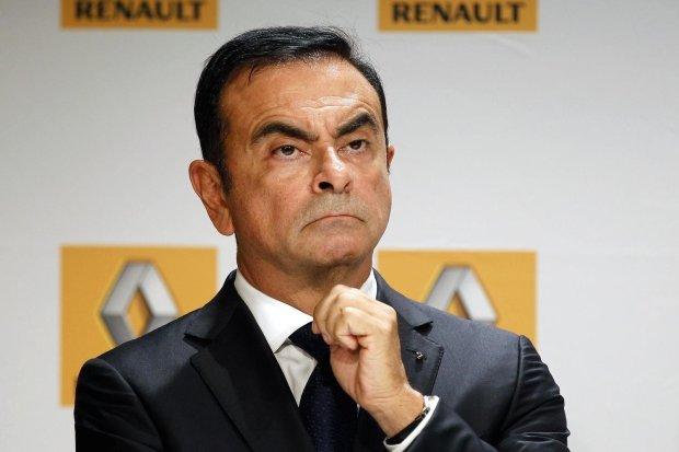Главу Renault-Nissan-Mitsubishi схватила полиция