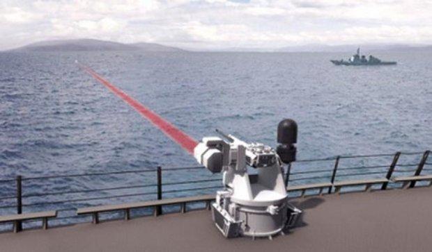 Россия будет воевать лазерным оружием