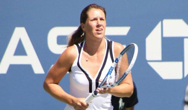 Украинская теннисистка всухую обыграла россиянку в Баку