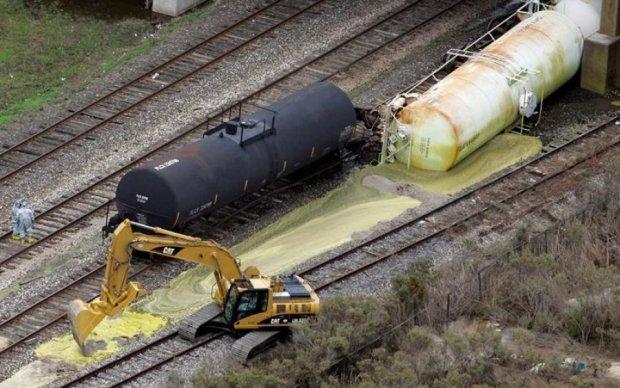 Все залило нафтою: моторошна залізнична катастрофа шокувала світ