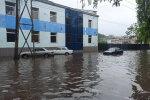 Потужна злива в Одесі, фото: Думская