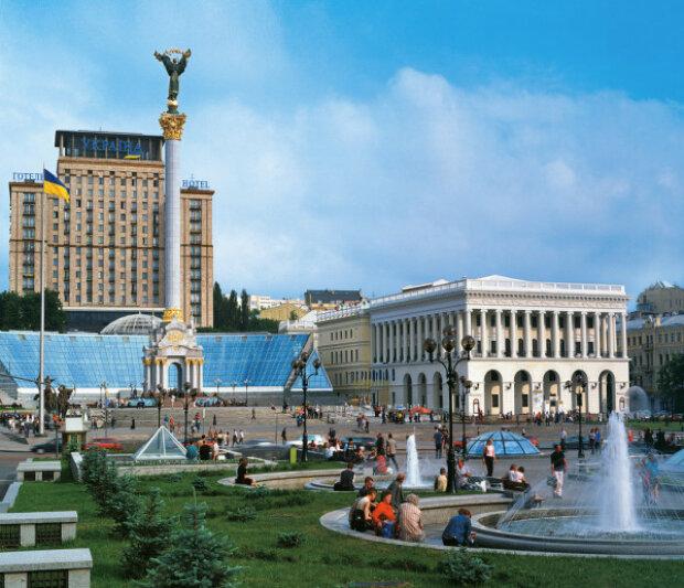 Майдан Независимости, фото с Instagram