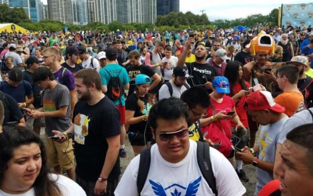 Фанатов Pokemon Go погрузили в коллективную депрессию